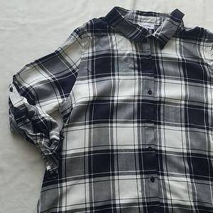 NWOT Calvin Klein Button Down Shirt